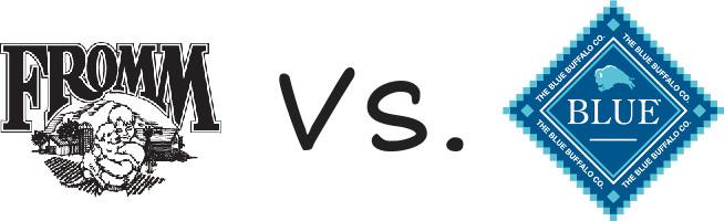 Fromm vs Blue Buffalo