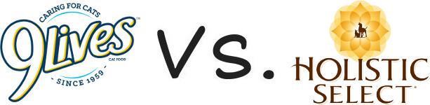 9 Lives vs Holistic Select