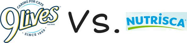 9 Lives vs Nutrisca