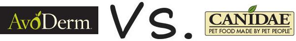 AvoDerm vs Canidae
