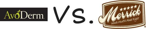 AvoDerm vs Merrick