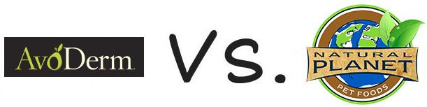 AvoDerm vs Natural Planet