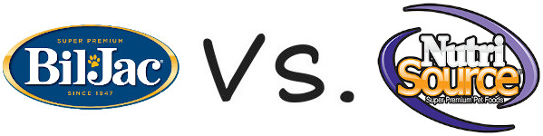 Bil Jac vs NutriSource