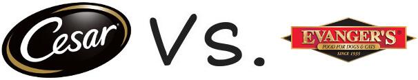 Cesar vs Evanger's