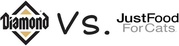 Diamond vs JustFoodForCats