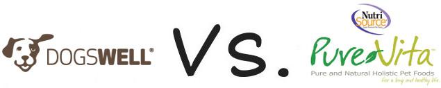Dogswell vs Pure Vita