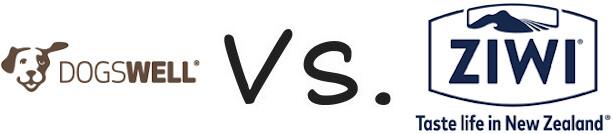 Dogswell vs Ziwi Peak