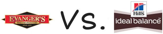 Evanger's vs Hill's Ideal Balance