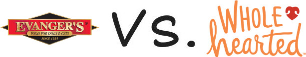 Evanger's vs WholeHearted