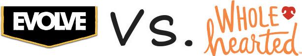 Evolve vs WholeHearted