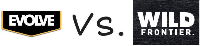 Evolve vs Wild Frontier