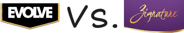 Evolve vs Zignature