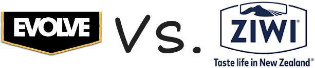Evolve vs Ziwi Peak