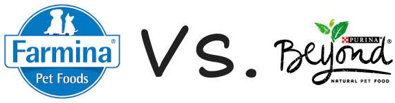Farmina vs Purina Beyond