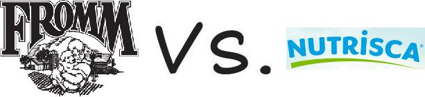 Fromm vs Nutrisca