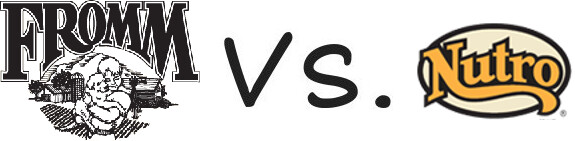 Fromm vs Nutro