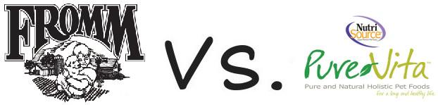 Fromm vs Pure Vita