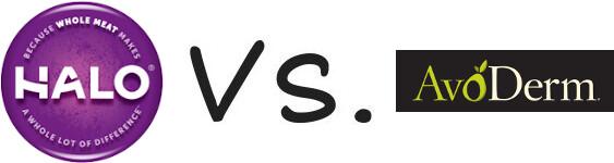 Halo vs AvoDerm