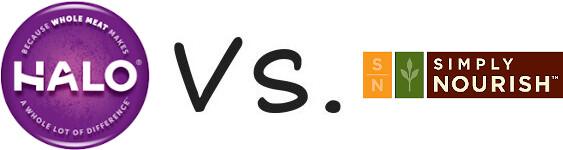 Halo vs Simply Nourish