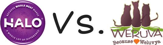 Halo vs Weruva