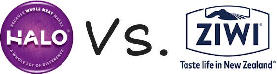 Halo vs Ziwi Peak