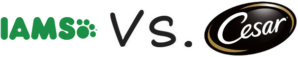 Iams vs Cesar
