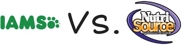 Iams vs NutriSource