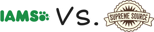 Iams vs Supreme Source
