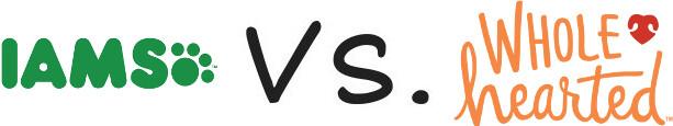 Iams vs WholeHearted