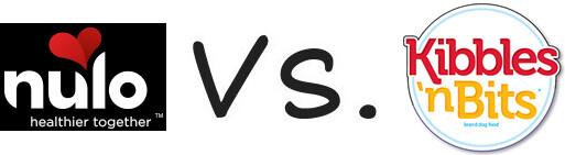 Nulo vs Kibbles 'n Bits