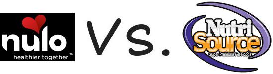 Nulo vs NutriSource