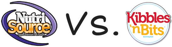 NutriSource vs Kibbles 'n Bits