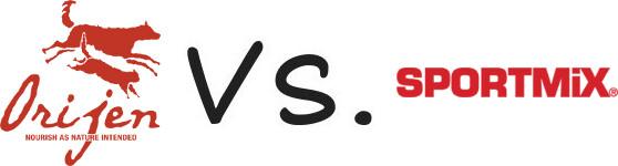 Orijen vs SPORTMiX