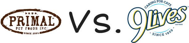 Primal vs 9 Lives