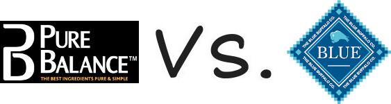 Pure Balance vs Blue Buffalo