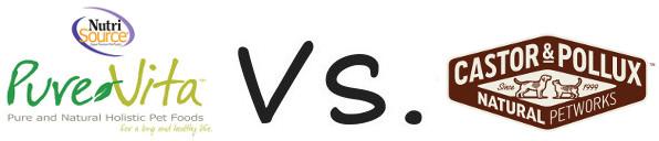 Pure Vita vs Castor & Pollux