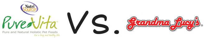 Pure Vita vs Grandma Lucy's