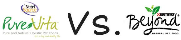 Pure Vita vs Purina Beyond