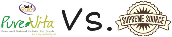 Pure Vita vs Supreme Source