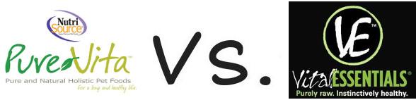 Pure Vita vs Vital Essentials