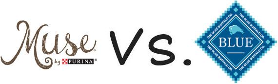 Purina Muse vs Blue Buffalo