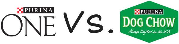 Purina One vs Purina Dog Chow