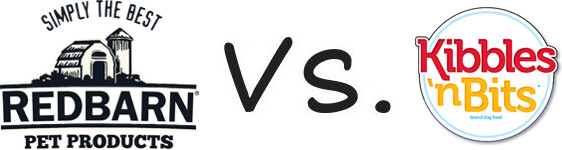 Redbarn vs Kibbles 'n Bits