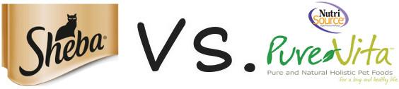 Sheba vs Pure Vita