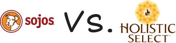 Sojos vs Holistic Select