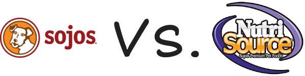 Sojos vs NutriSource