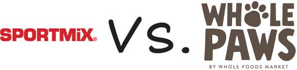 SPORTMiX vs Whole Paws
