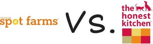Spot Farms vs The Honest Kitchen