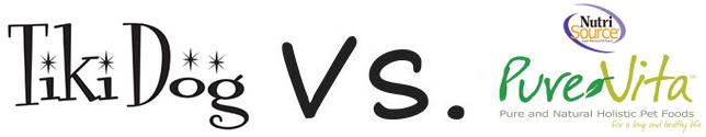 Tiki Dog vs Pure Vita