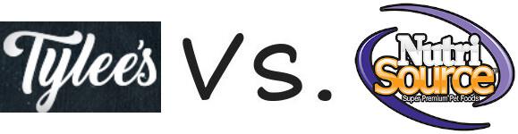 Tylee's vs NutriSource